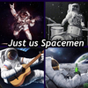 Just Us Spacemen