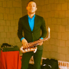 Saxophonist paulpetty