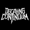 Decaying Continuum