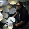 Drummermaninblack