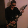Aggressive Guitarman