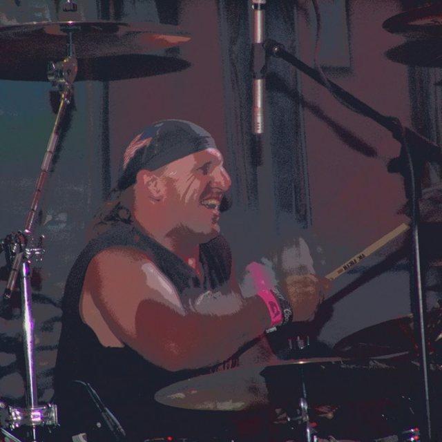Randy Baxter pro drummer