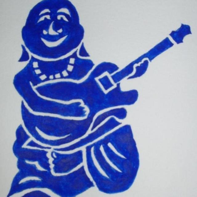 buddhablue