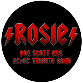 ROSIE- Bon Scott  AC/DC Tribute Band