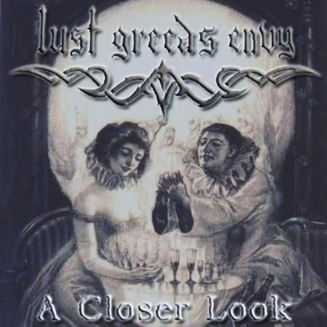 Lust Greeds Envy