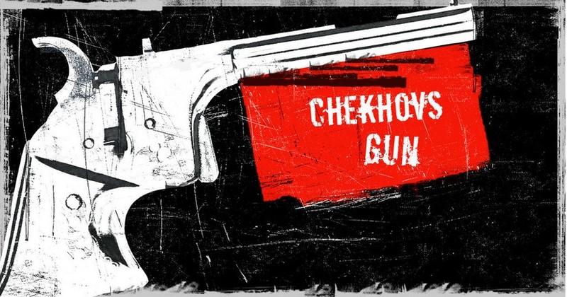 Chekhov Gun Quote Chekhov 39 s Gun on Bandmix