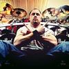 Drummer Mark Pelkey