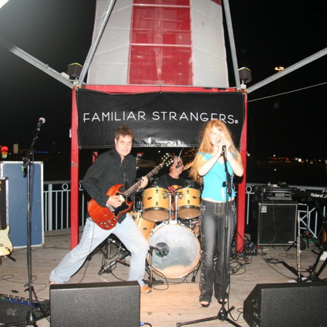 Familiar Strangers Band