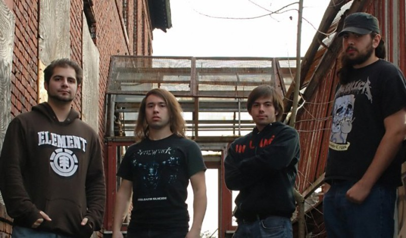 deadtide ny nj melodic death metal band band in new york ny. Black Bedroom Furniture Sets. Home Design Ideas