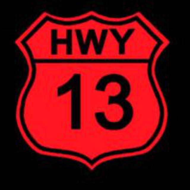 HWY 13