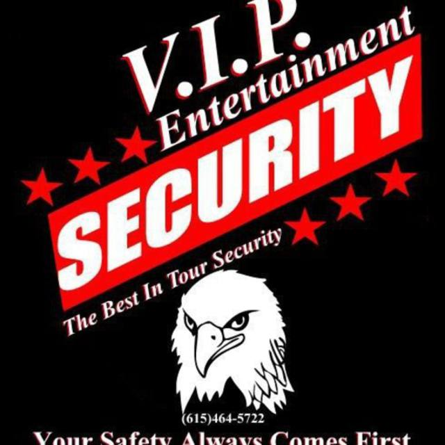 V.I.P. Entertainment Security