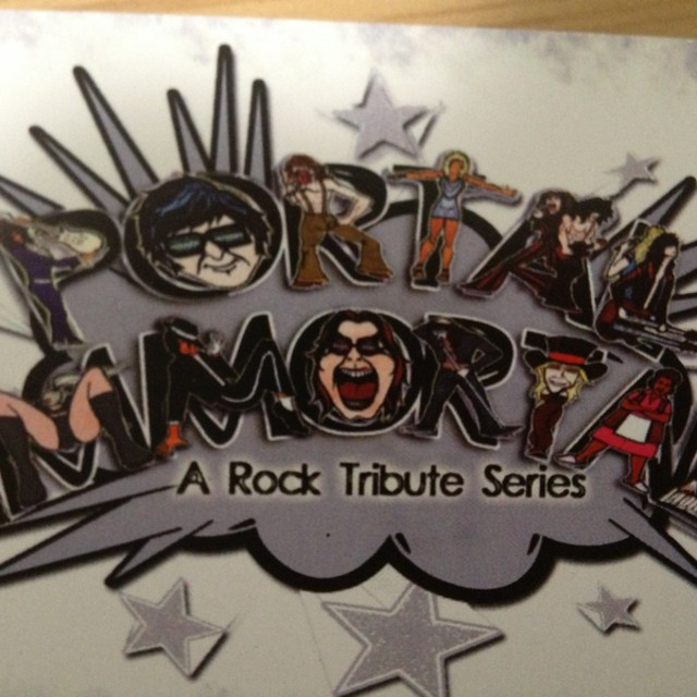Portal Immortal: a Rock Tribute Series