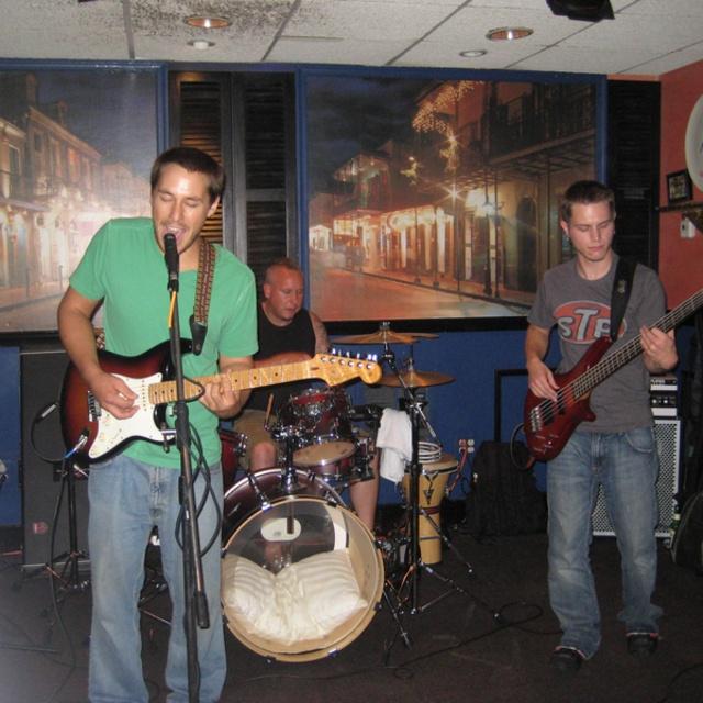 Justin McNatt Trio