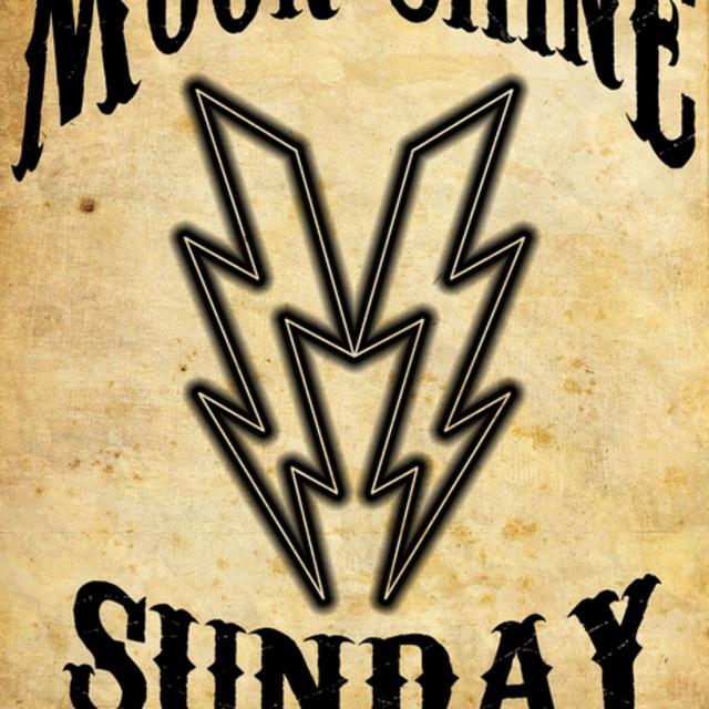 Moon Shine Sunday