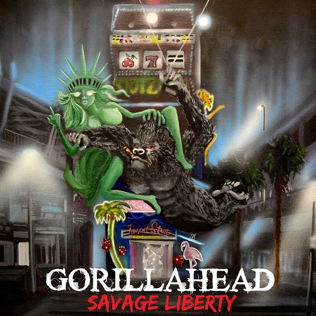 GorillaHead