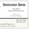 Domenion Band