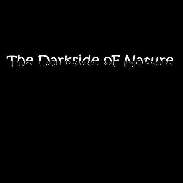 The Darkside of Nature