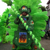 Big Chief Brian Harrison and Guardians of the Flame