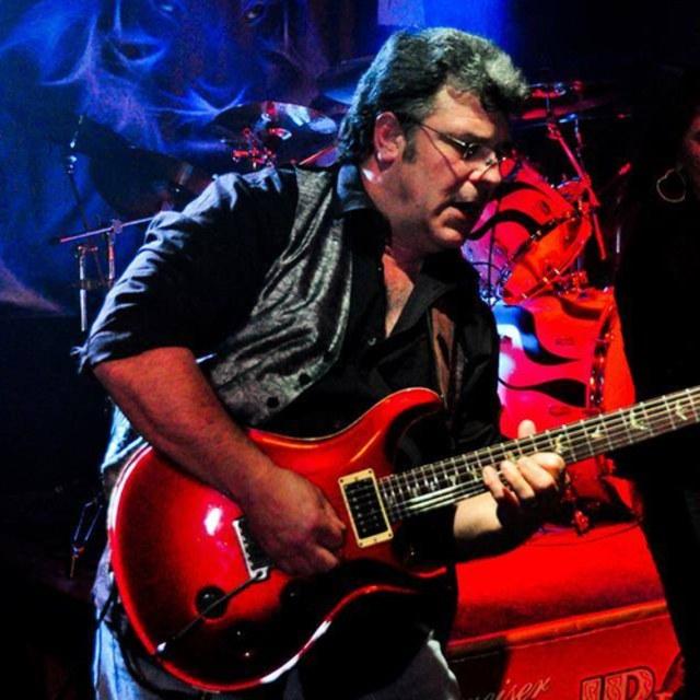AJ Plays Guitar