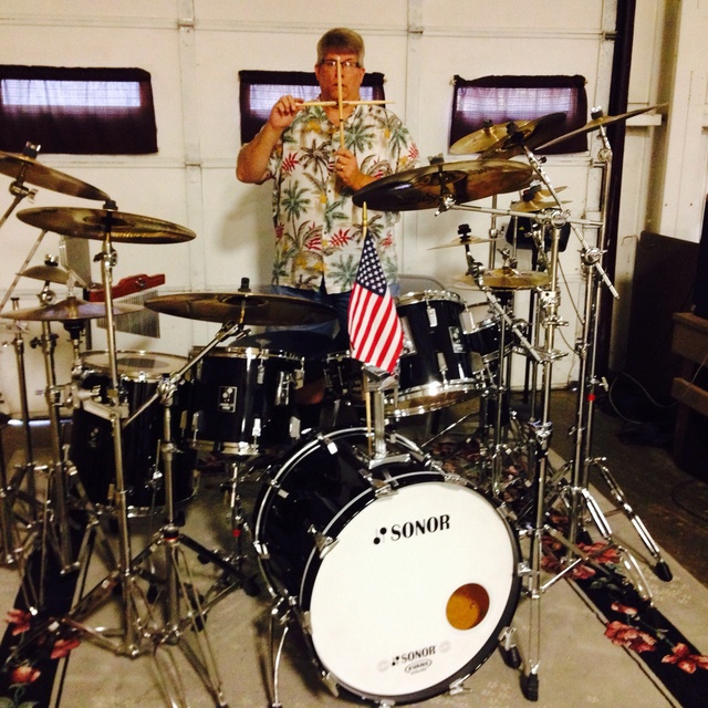 the king of kings own drummer