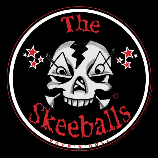 the Skeeballs