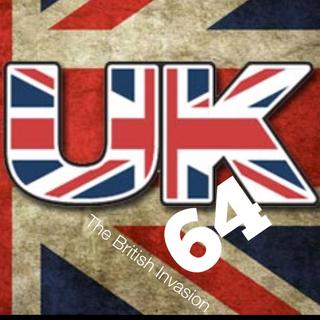 UK64 The British Invasion band