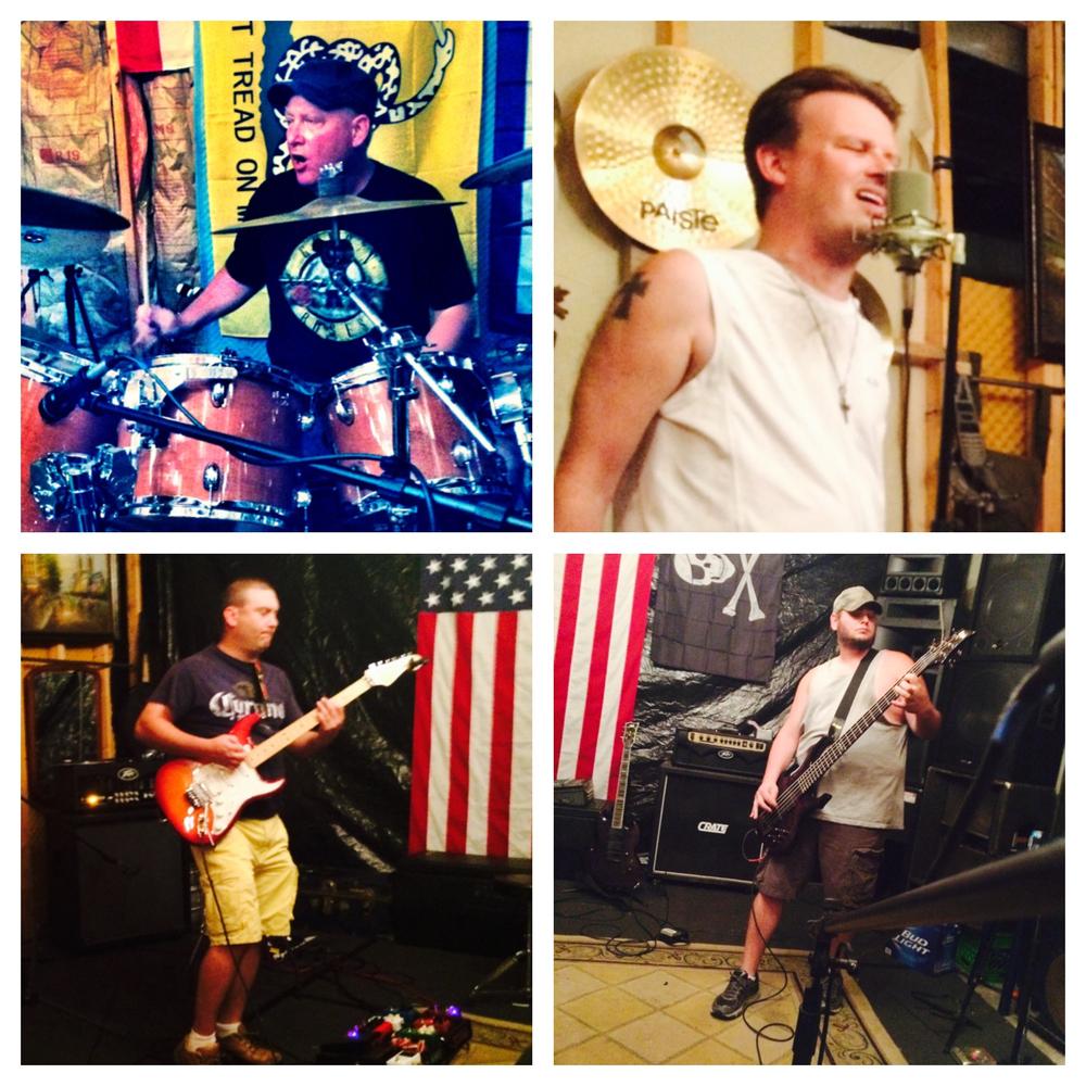 Breakable Bands: Band In Hurricane WV