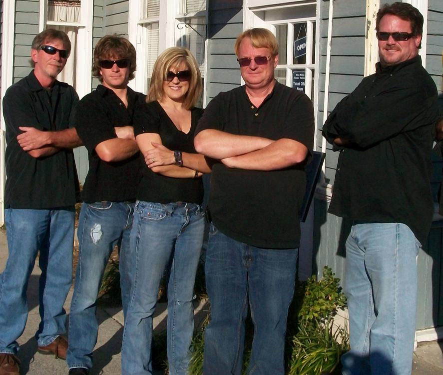 Breakable Bands: Band In Blue Ridge GA