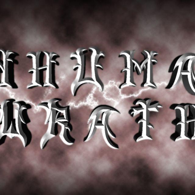 Inhuman Wrath