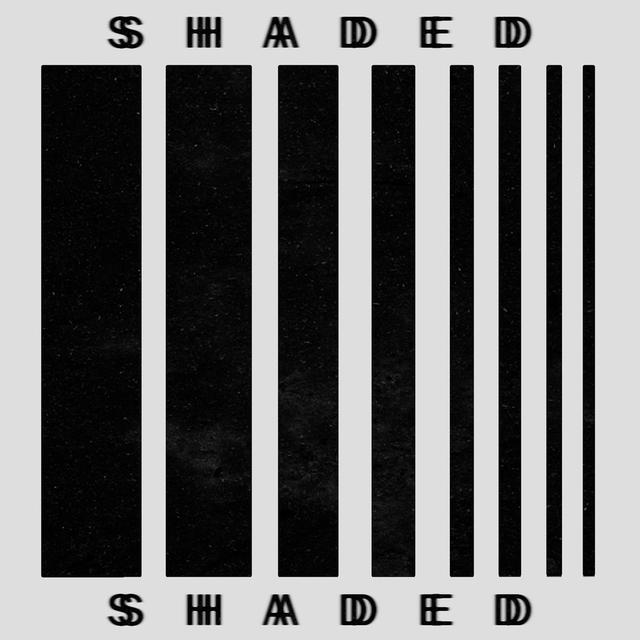 Shaded band