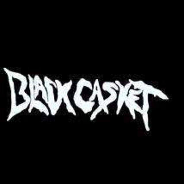 Black Casket