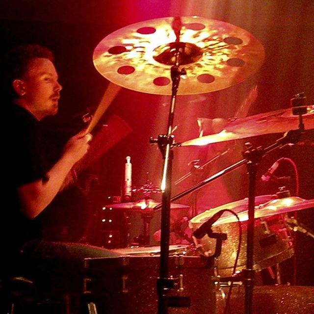 Brendan on Drums