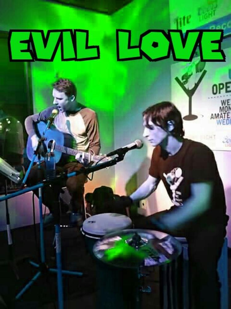 Evil Love Musician In Enterprise Al Bandmix Com
