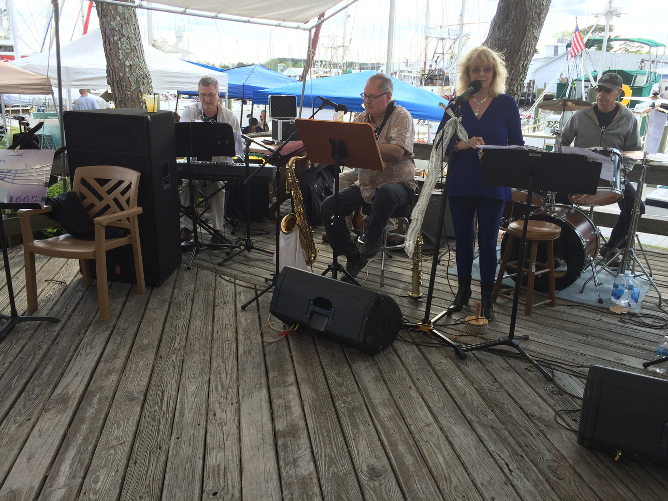 Jazzy 4 Band In Arapahoe Nc Bandmix Com