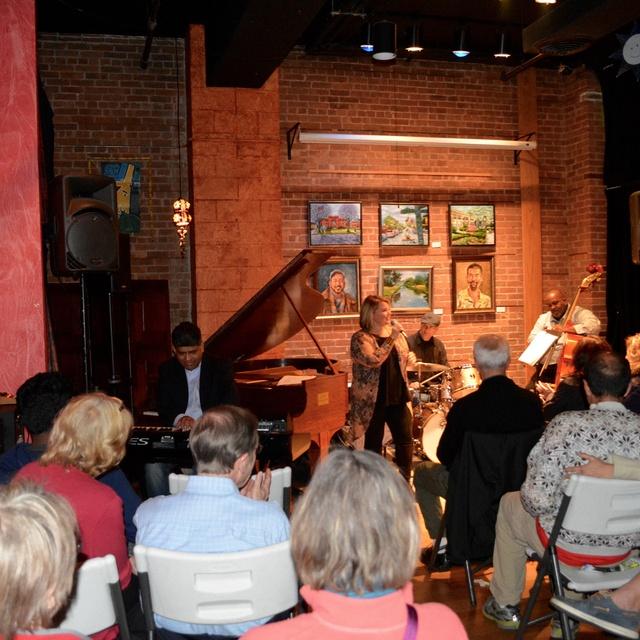 The 2nd Line Jazz Quartet