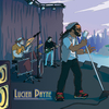 Lucien Payne and the band