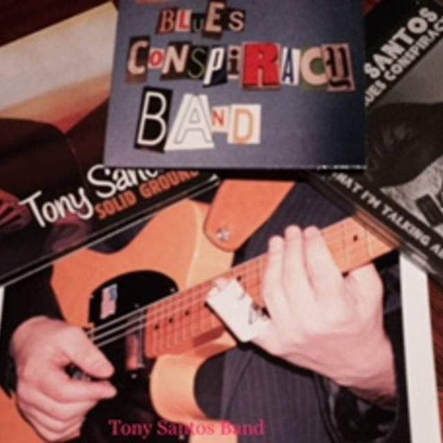 TONY SANTOS BAND 10128