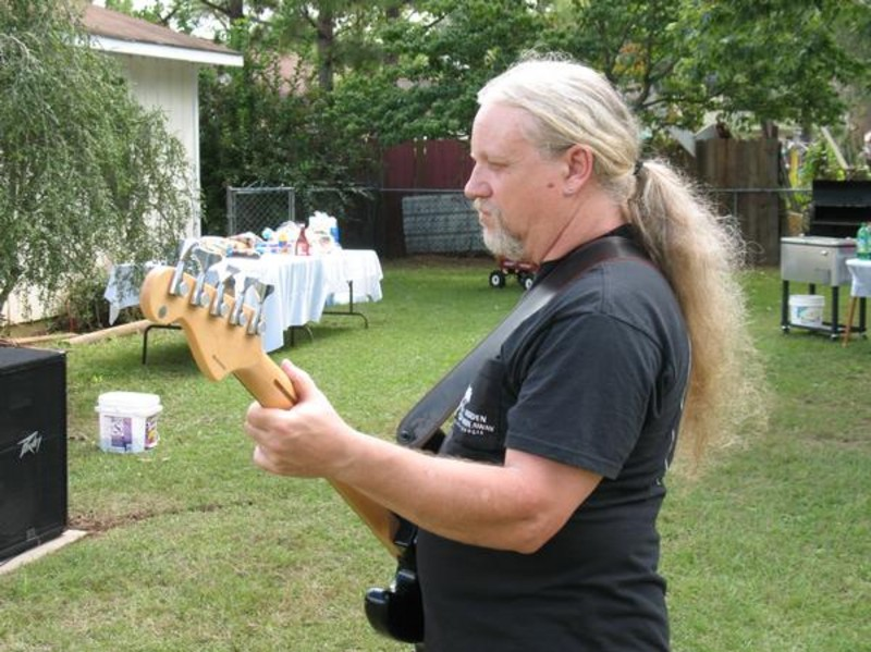 looking for band band in warner robins ga