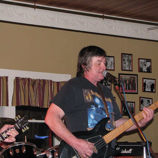 classic rock bassplayer David