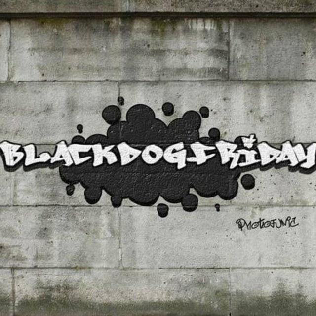 Black Dog Friday