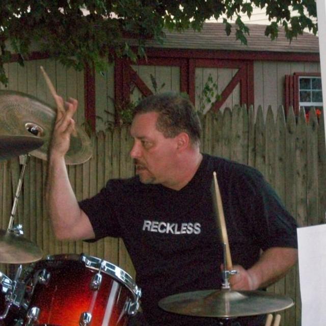 Bryan_on_Drums