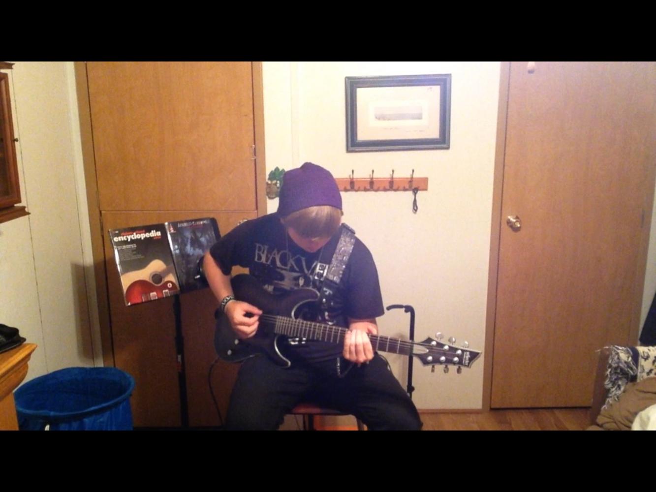 Xxrandomemoxx Musician In Montrose Mi Bandmix