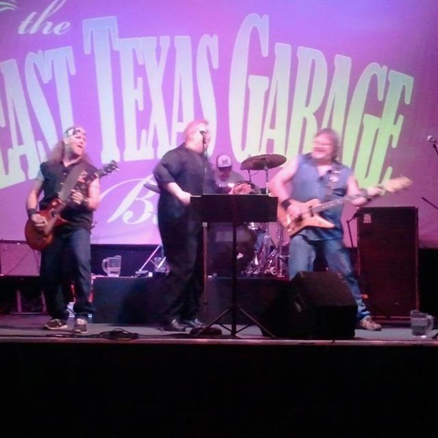The East Texas Garage Band