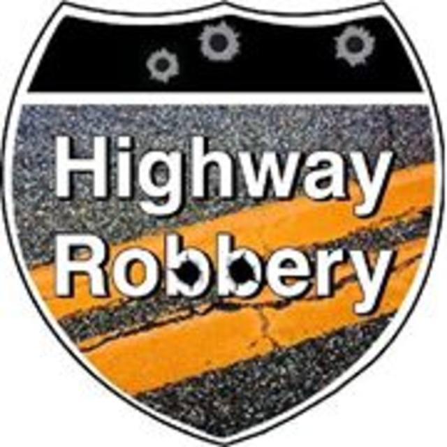 high way robbery Need synonyms for highway robbery here's 5 fantastic words you can use instead.