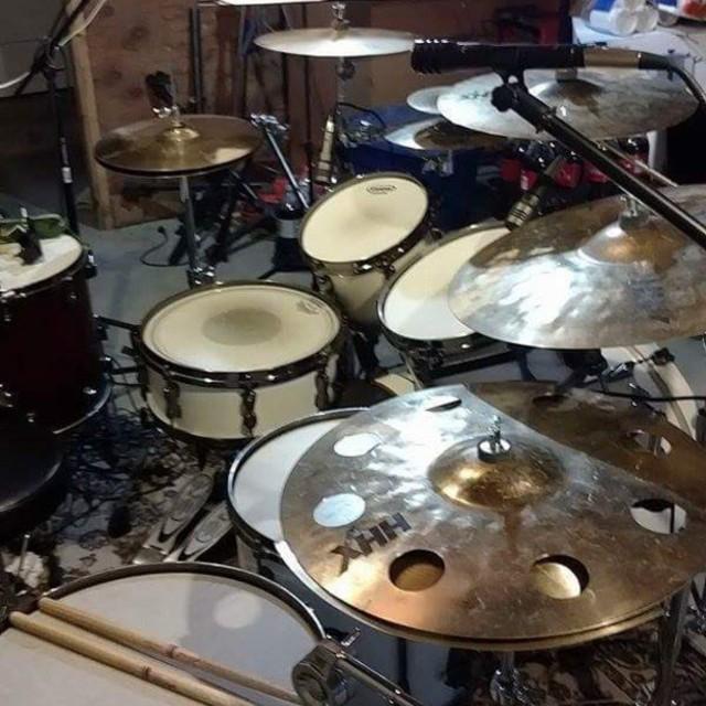 Abe Cast Drums