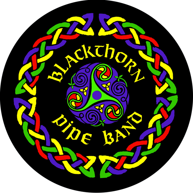 Blackthorn Pipe Band