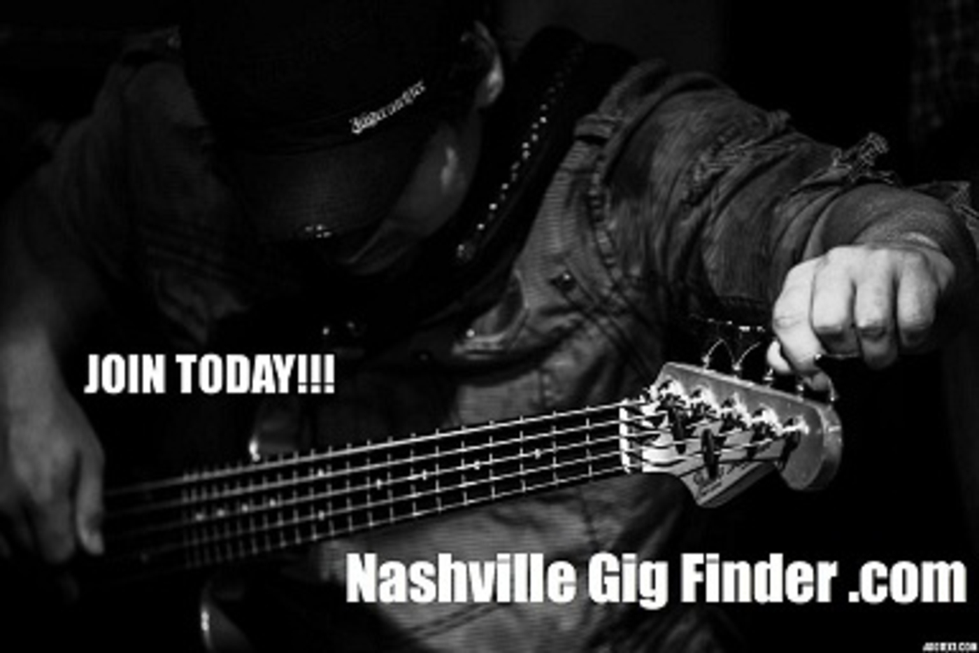 Nashville Gig Finder - Management company in Nashville TN
