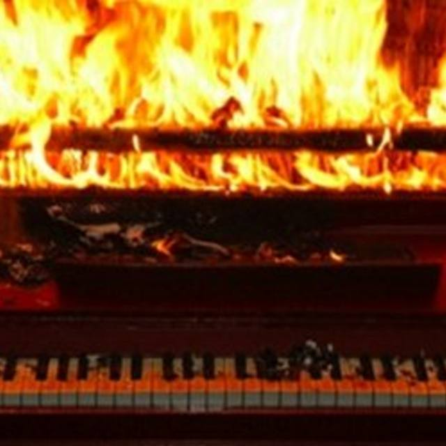 Burningpianoman