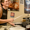 Michael_Plays_Drums