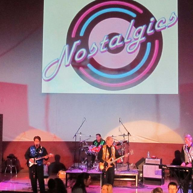 Nostalgics Band